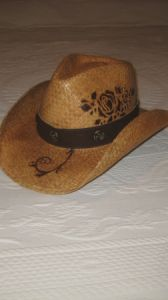 "Bullhide ""Romantic Dream"" -- Raffia Western Fashion Straw Hat"